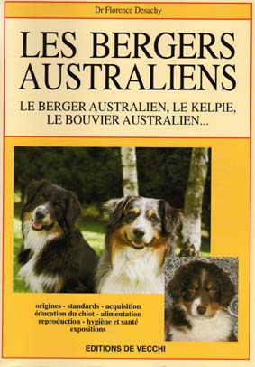 livre berger australien